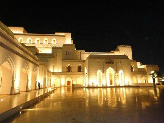Royal Opera House: Royal Opera Muscat am 28.11.2013