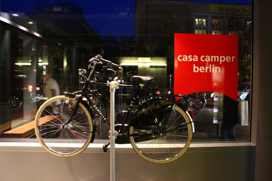 Casa Camper Berlin: Lobby