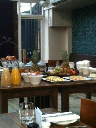 The Victoria: Continental Breakfast