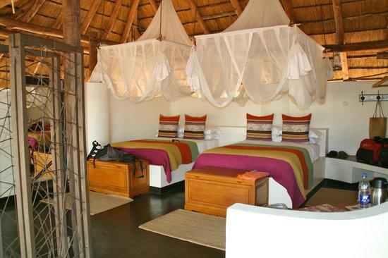 Kapamba Bushcamp - The Bushcamp Company: Beds