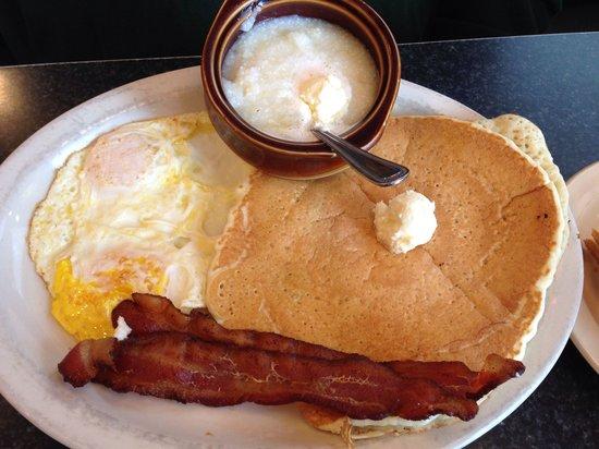 The Diner : Value breakfast