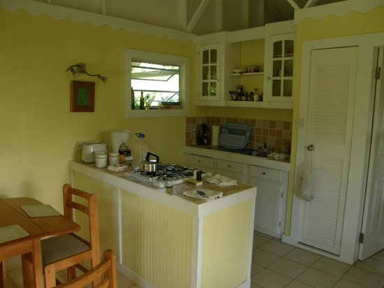 Epping Forest Bed & Breakfast : Cottage kitchen