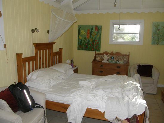 Epping Forest Bed & Breakfast : Cottage bedroom