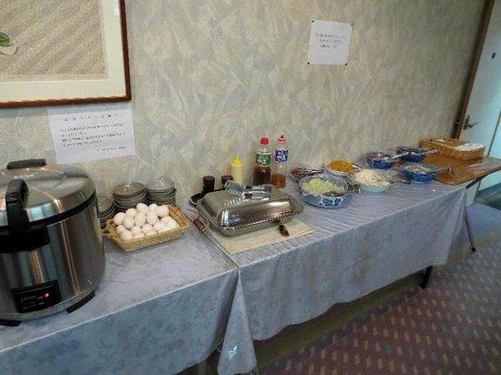 Raga-ru Oita : 4 朝食のおかず