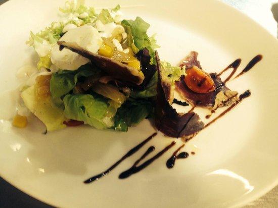 Restaurante Palacio de Pujadas: plato