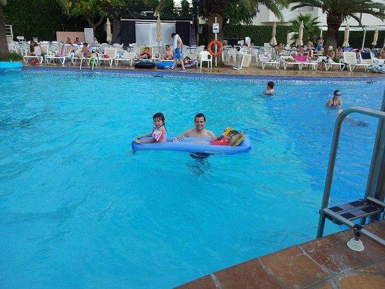 Caribe Ibiza Hotel : Pool at Hotel Caribe