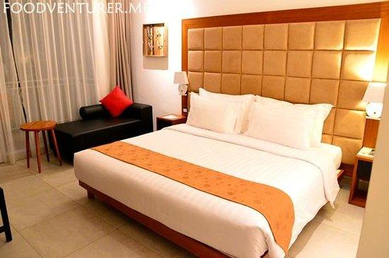 Fontana Hotel Bali: Deluxe