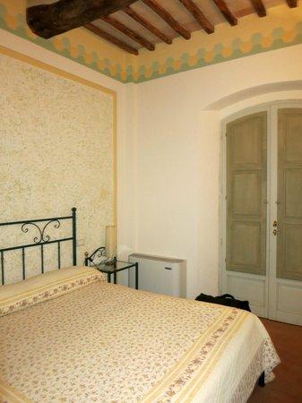 Relais Favorita: camera da letto
