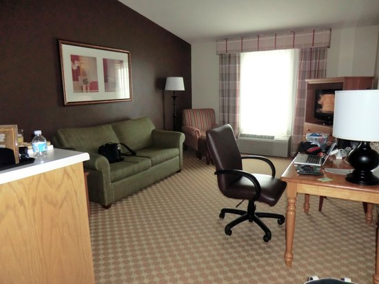 Country Inn & Suites By Carlson, Watertown: #329