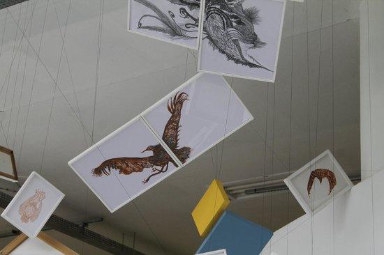 Ciccillo Matarazzo Pavilion : Obras expostas