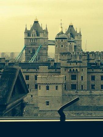 Grange Tower Bridge Hotel : view from room