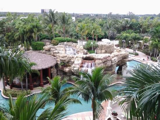 Seminole Hard Rock Hotel Hollywood: visual demais de bom !