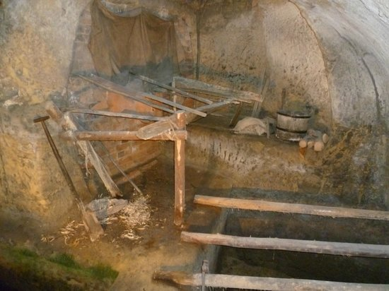 City of Caves (Tigguo Cobauc): part of the Tannery