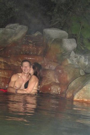 Arenal Paraiso Hotel Resort & Spa: hot springs # 4