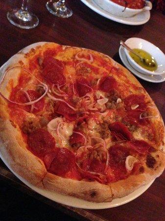 Antico Forno : Pizza Lunch