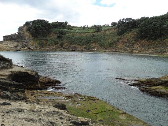 Ilheu Vila Franca Campo : Ilhéu Vila Franca Campo, Açores.