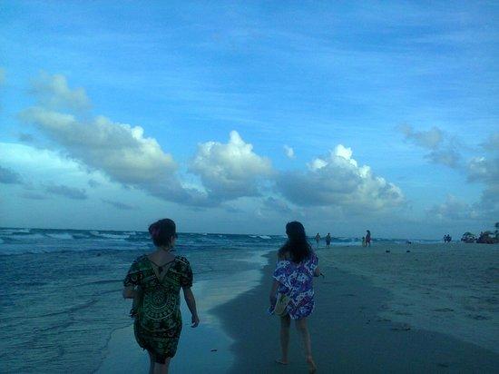 Genipabu, RN: Praia de Santa Rita