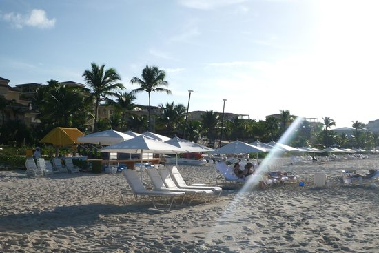 Grace Bay Club : beach