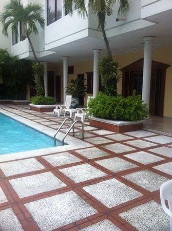 Hotel Majestic: agradable piscina