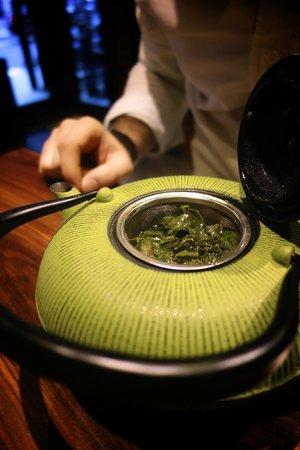 Bo Lang: Iron Buddah tea