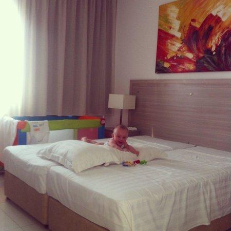 Frixos Suites Hotel apts : Room N101