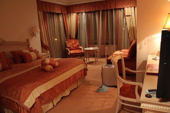 GPRO Valparaiso Palace & SPA: Junior suite