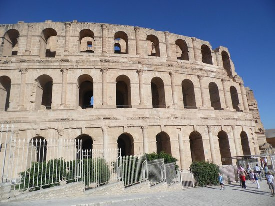 Marhaba Royal Salem : coliseum
