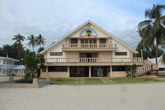 Santa Fe Beach Club: Hotel