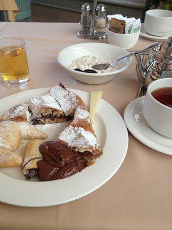GPRO Valparaiso Palace & SPA: Завтрак