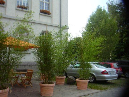 Apartment Hotel Konstanz: gostei deste hotel,apart hotel