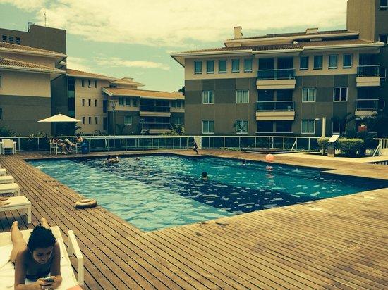 Hotel The Sun: Piscina