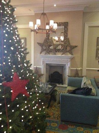 Bournemouth Highcliff Marriott Hotel: holiday season