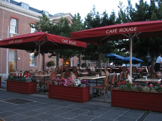 Cafe Rouge Breakfast Voucher