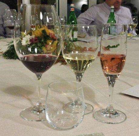 Aqualux Hotel Spa & Suite Bardolino: Trilogia di vini