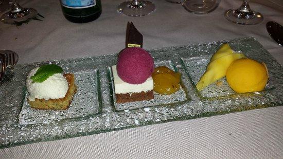 Aqualux Hotel Spa & Suite Bardolino: Selezione di dolci