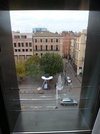 Père Léon : View from my window