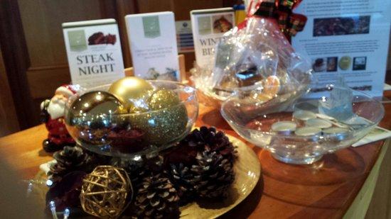 Marine Hotel Ballycastle : Chtistmas Ideas