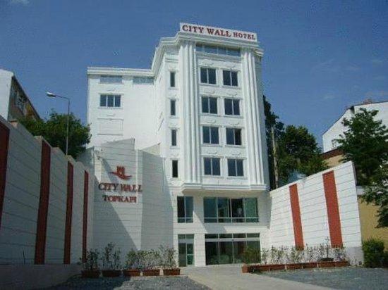 City Wall Hotel: Сам отель