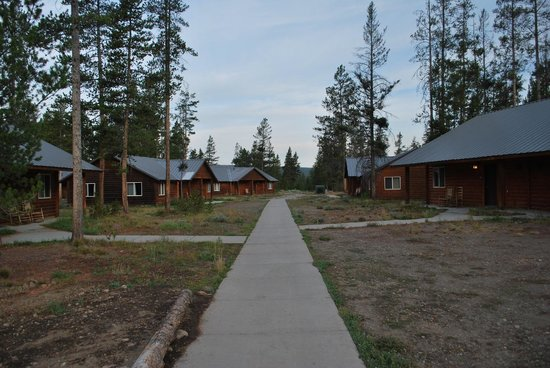 Headwaters Lodge & Cabins at Flagg Ranch: cabins