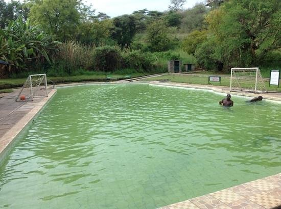 Lake Bogoria Spa Resort: The natural Spa at Lake Bogoria Hotel