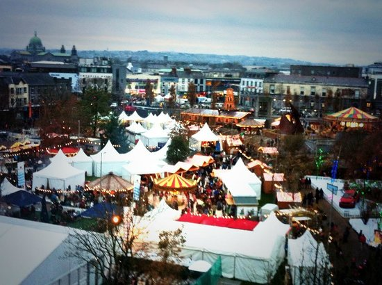Hotel Meyrick: Christmas Market and Fair