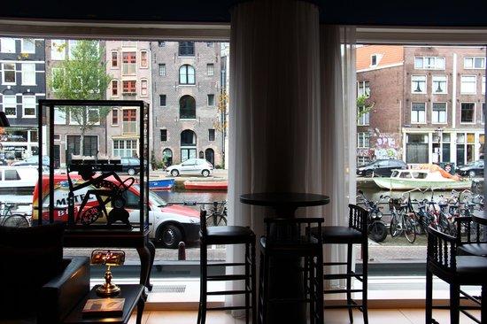 Andaz Amsterdam Prinsengracht: Bar
