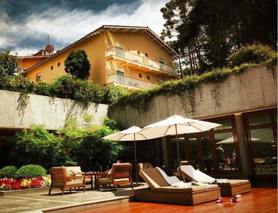 Grande Hotel Campos do Jordao: Grande Hotel