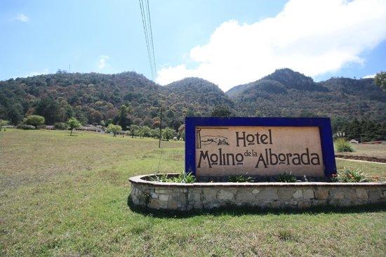 Hotel Molino de la Alborada : Entrada