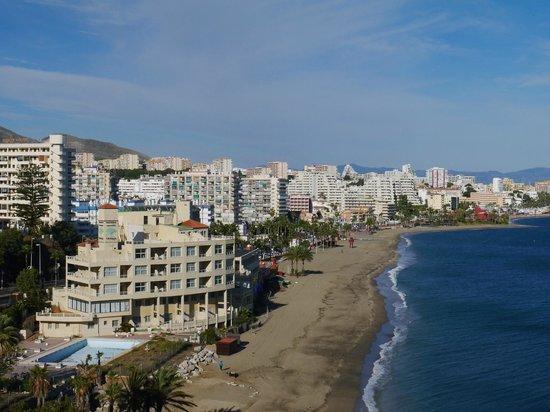 Sunset Beach Club: view