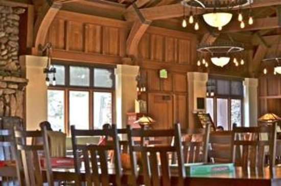 Asilomar Conference Grounds: Lodge