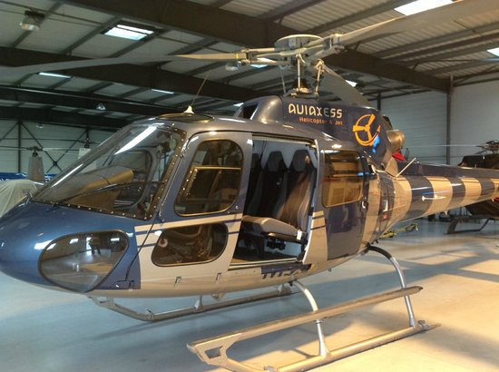 Aviaxess Helicopter and Jet : un autre