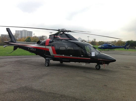 Aviaxess Helicopter and Jet : un des appareils