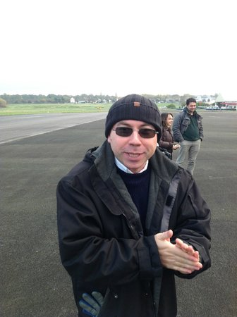 Aviaxess Helicopter and Jet : notre pilote !