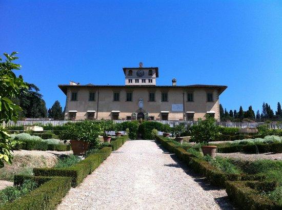 Giardino foto di villa medicea la petraia firenze for Villa la petraia